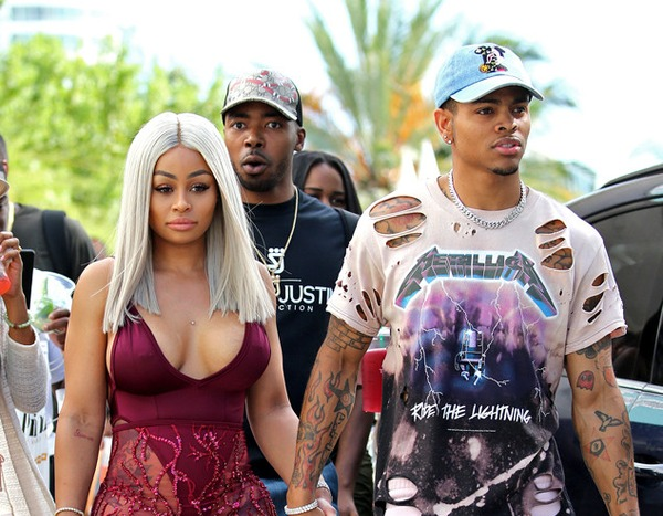 Blac Chyna  Mechie From The Big Picture Todays Hot -8310