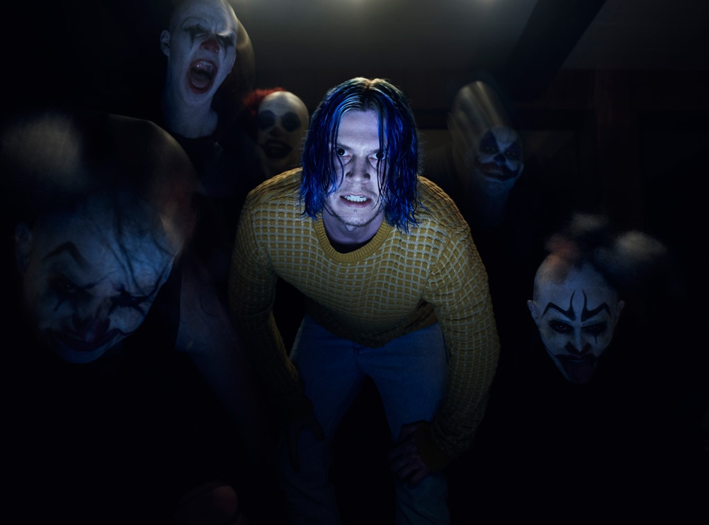 American Horror Story: Cult, Evan Peters