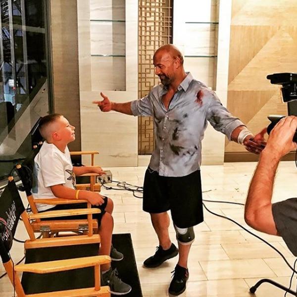 Dwayne Johnson, The Rock, Instagram