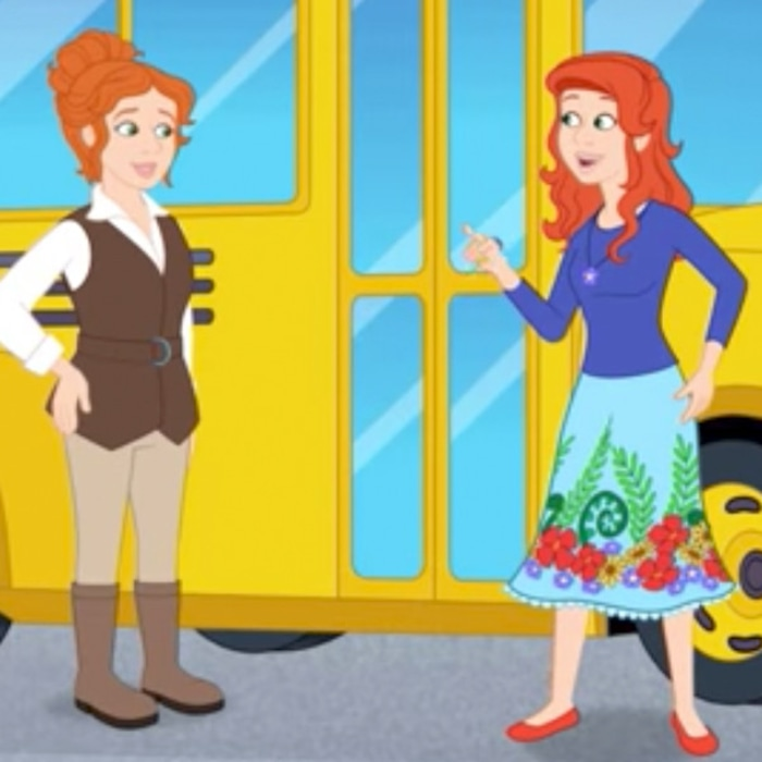 the magic school bus rides again with lily tomlin kate mckinnon and