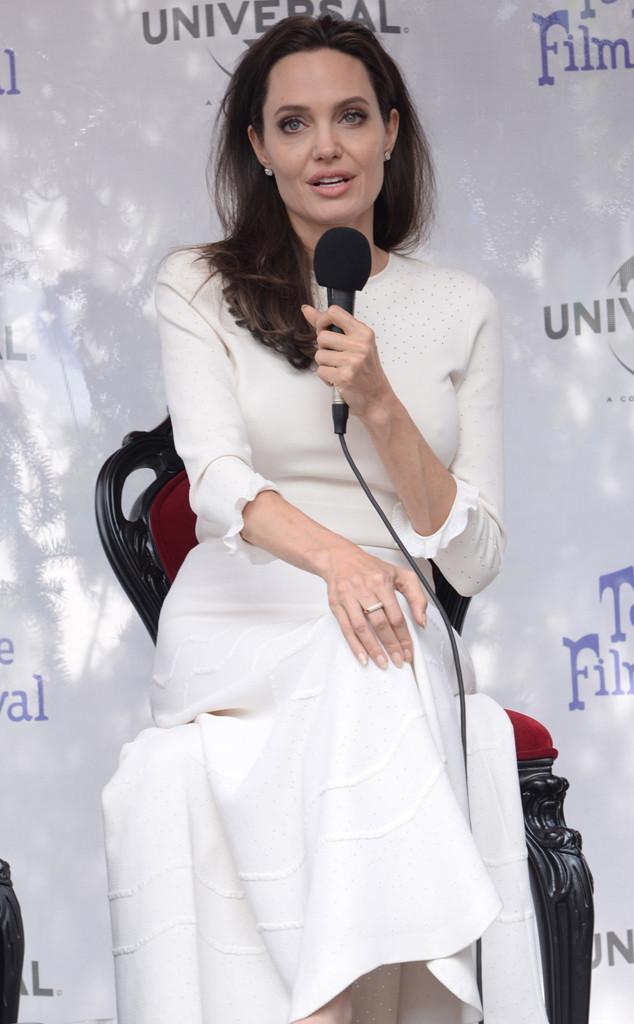 Angelina Jolie, Telluride Film Festival 2017