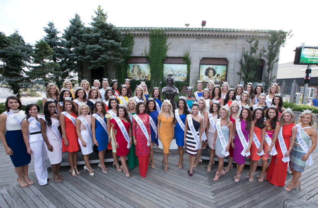 Miss America 2018 Contestants