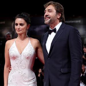 Penelope Cruz, Javier Bardem, Venice Film Festival 2017