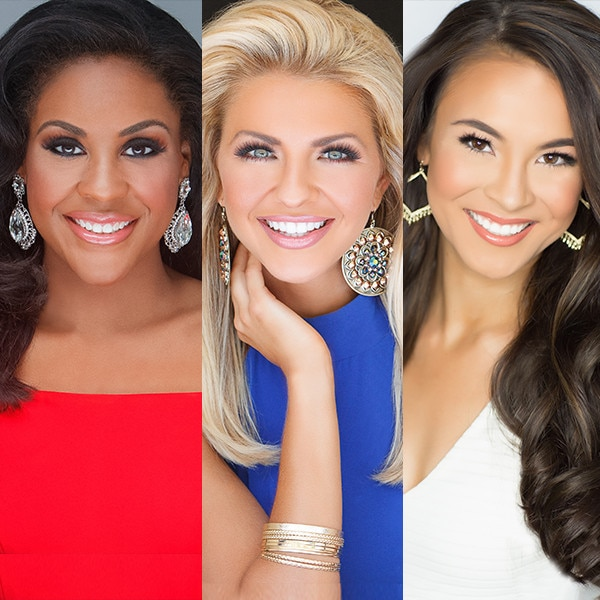 Miss 2018Meet ContestantsENews 51 The America OZTPkuXi