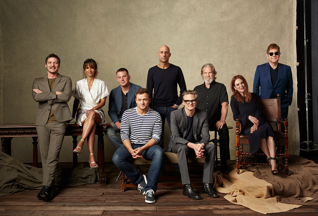 Pedro Pascal, Halle Berry, Channing Tatum, Taron Egerton, Mark Strong, Colin Firth, Jeff Bridges, Julianne Moore, Elton John