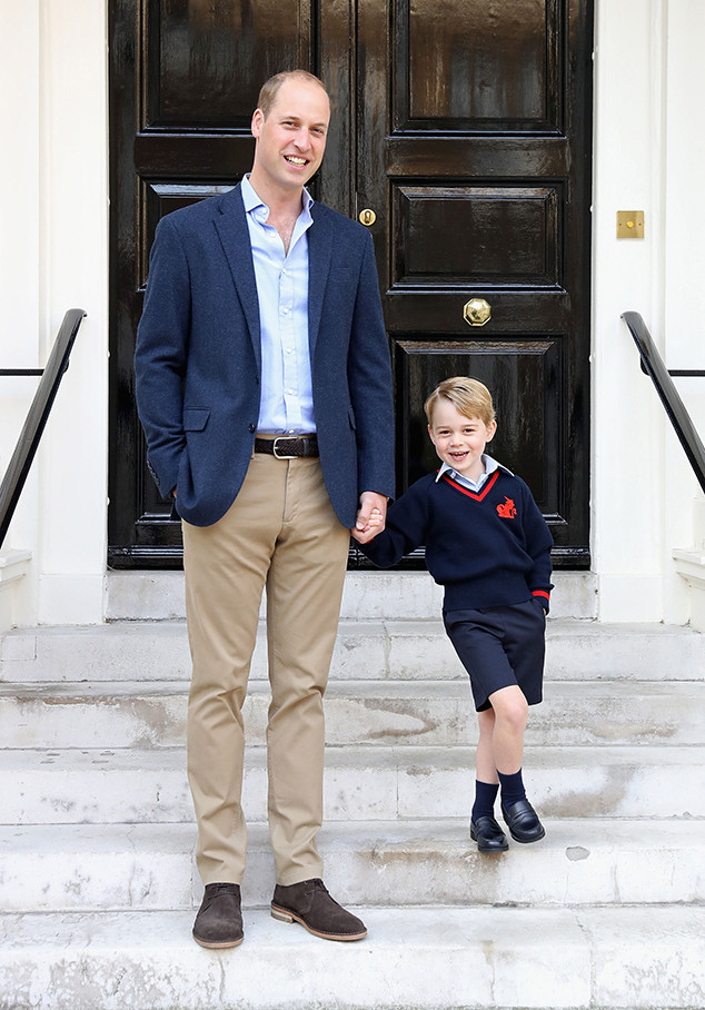 Prince William, Prince George