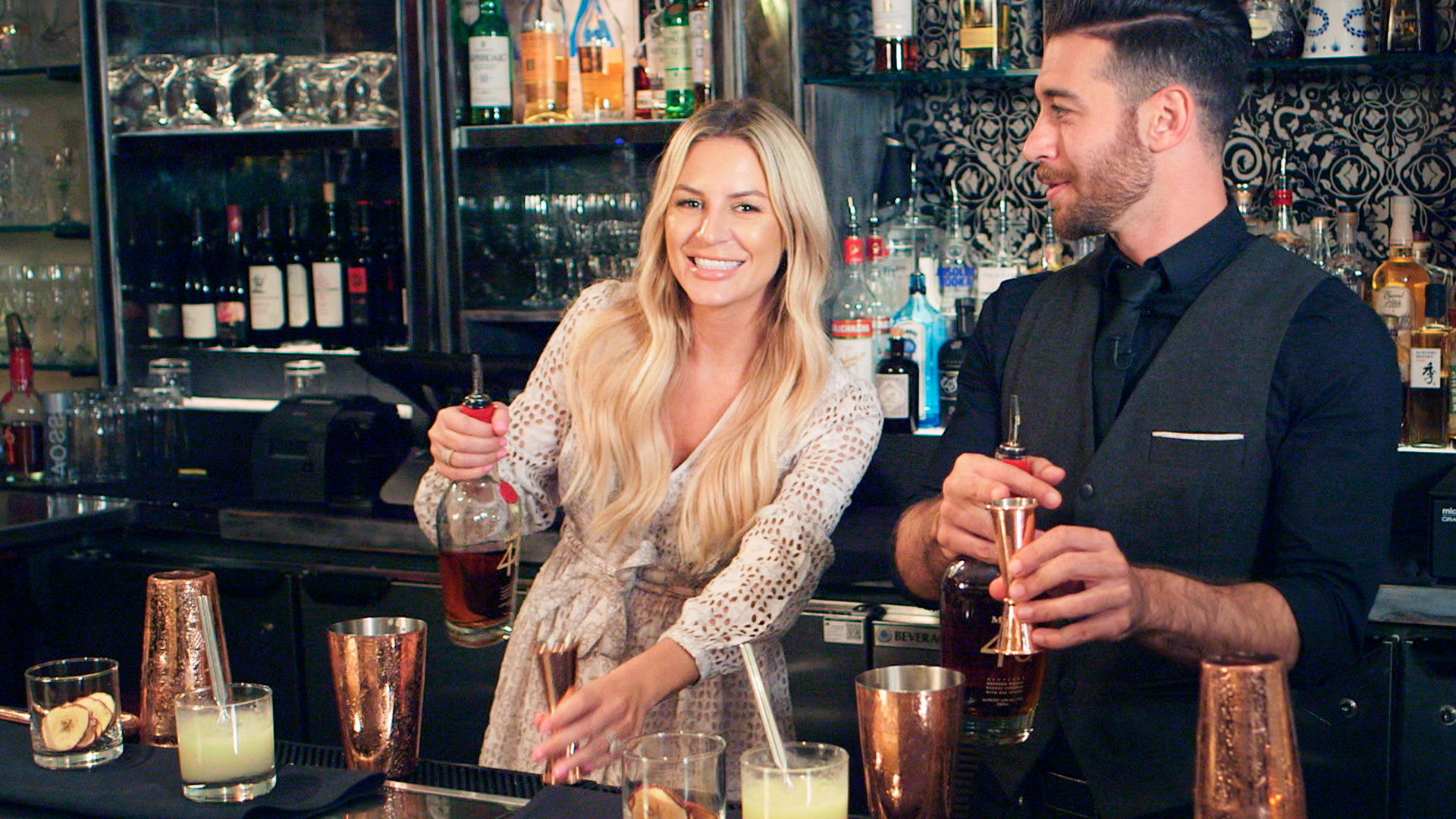 ESC: Happy Hour With Morgan Stewart