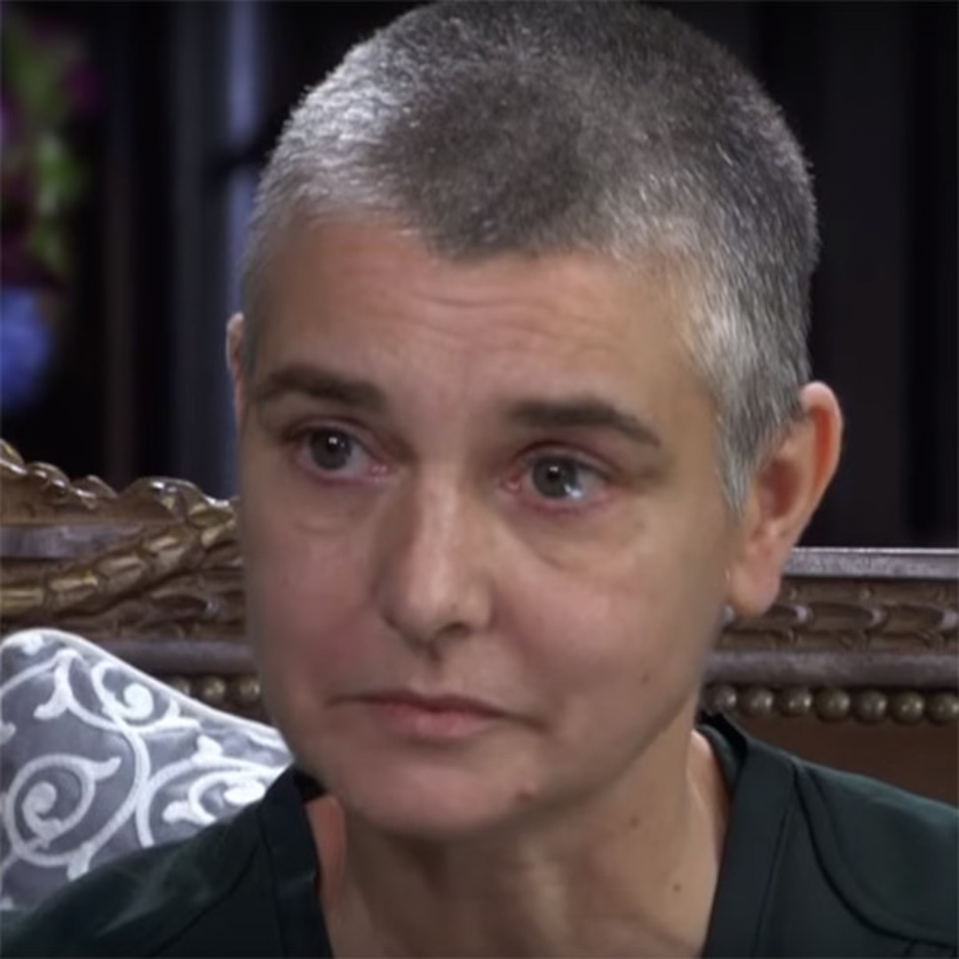 Sinead O Connor Opens Up To Dr Phil About Mental Health E Online