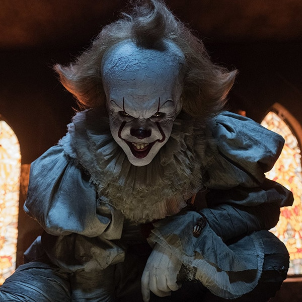Bill Skarsgard, Pennywise the Dancing Clown, It