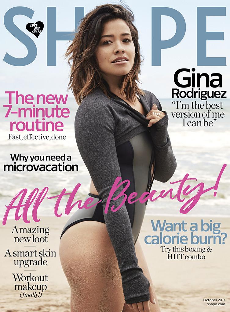 Gina Rodgriguez, Shape Magazine