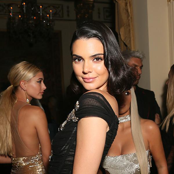 Kendall Jenner, NYFW 2017, Harper's Bazaar Party