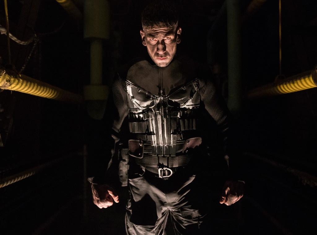 Marvel's The Punisher, Jon Bernthal