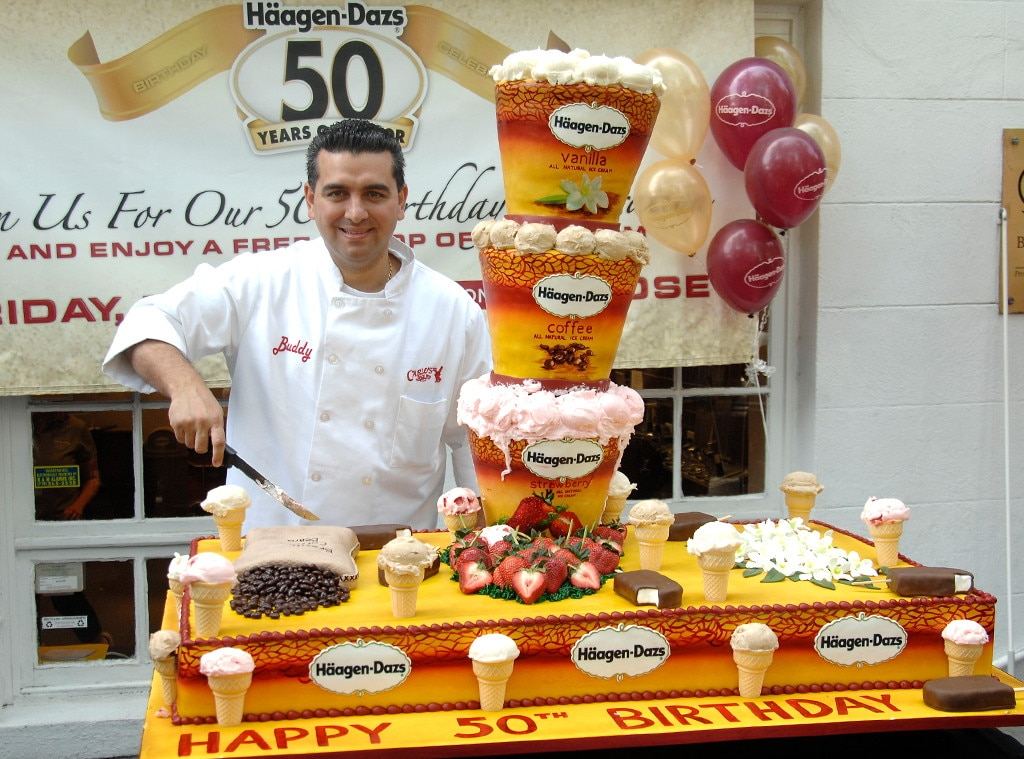 Cake Boss Buddy Recipes