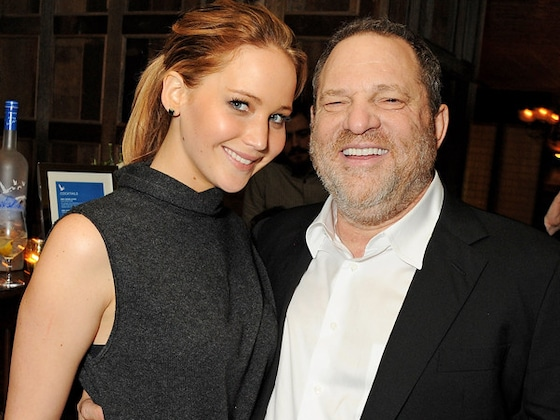 Jennifer Lawrence Denies Harvey Weinstein's Alleged Claim That They Slept Together