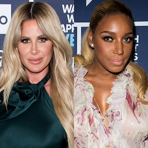 Kim Zolciak-Biermann, Nene Leakes