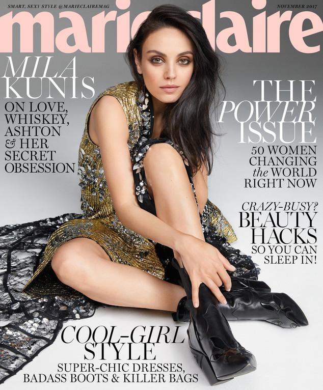 Mila Kunis, Marie Claire