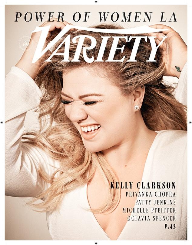 Kelly Clarkson, Variety