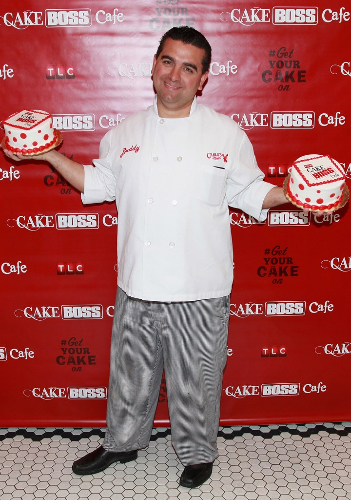 Reliving Cake Boss Buddy Valastros Best Desserts of All Time E News