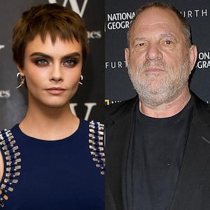 Cara Delevingne, Harvey Weinstein