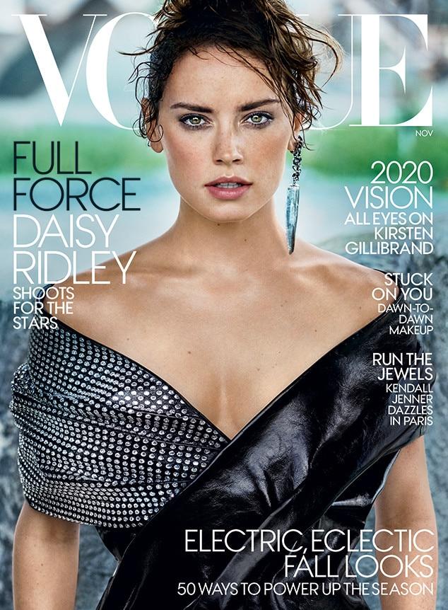 Daisy Ridley, Vogue