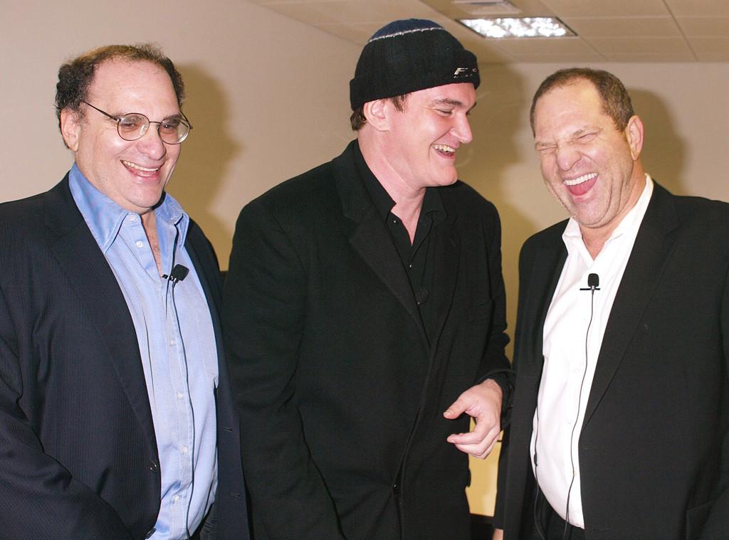Harvey Weinstein, Bob Weinstein, Quentin Tarantino