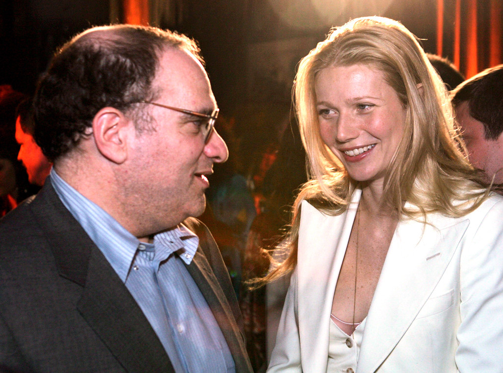 Bob Weinstein, Gwyneth Paltrow