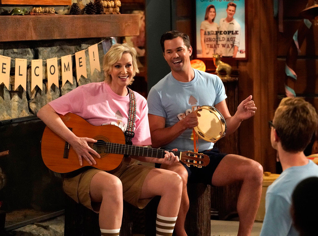 Will & Grace Season 9, Andrew Rannells, Jane Lynch