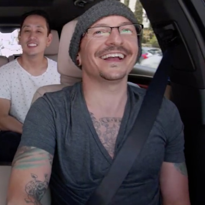 Watch Chester Bennington S Carpool Karaoke With Linkin Park That Was