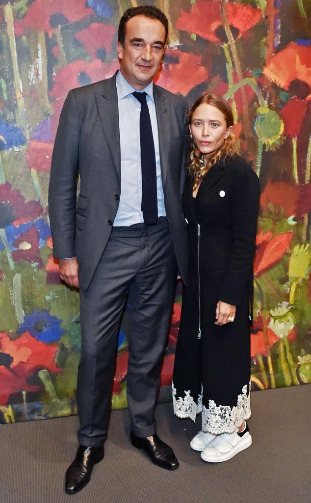 Olivier Sarkozy, Mary-Kate Olsen