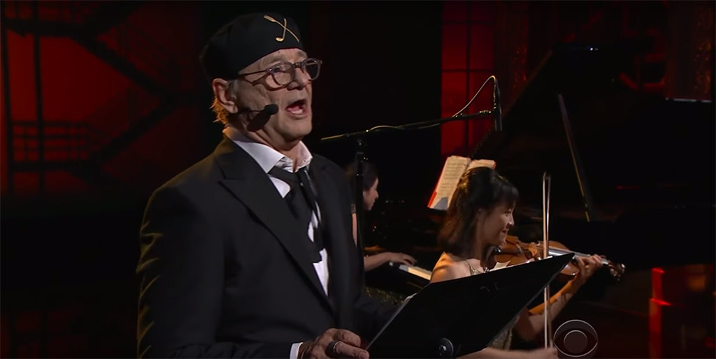 Bill Murray, West Side Story, The Late Show With Stephen Colbert