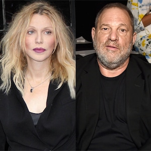 Courtney Love, Harvey Weinstein