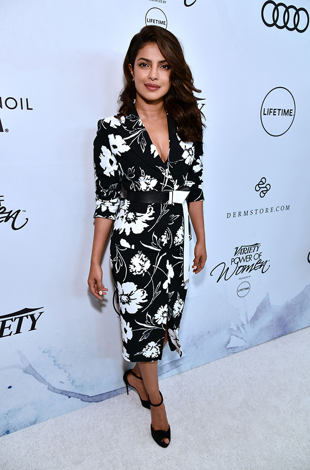 Priyanka Chopra, 2017 Variety Power of Women Luncheon