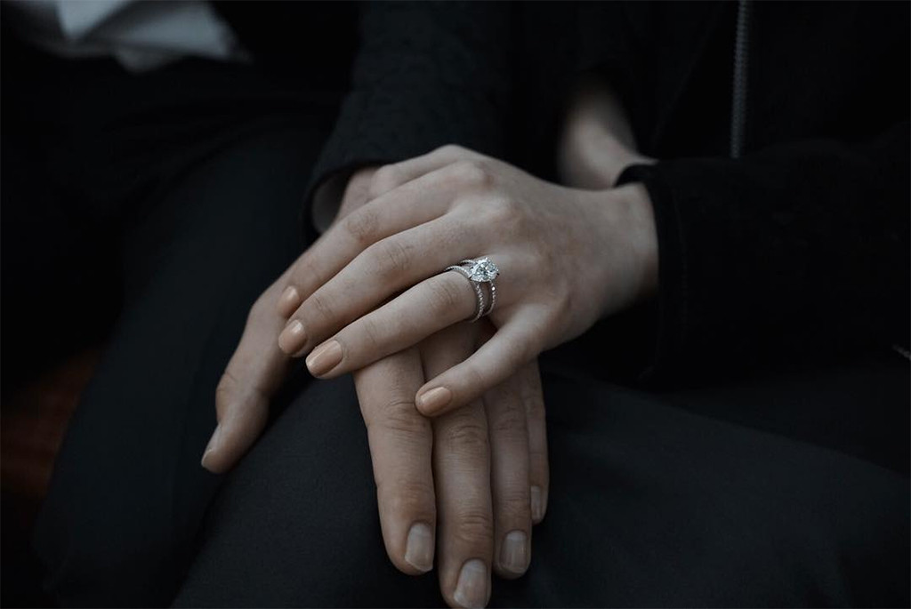 Joe Jonas, Sophie Turner, Engagement Ring