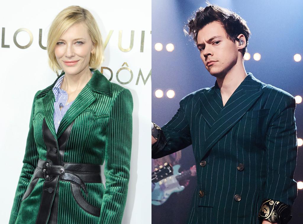 Cate Blanchett, Harry Styles