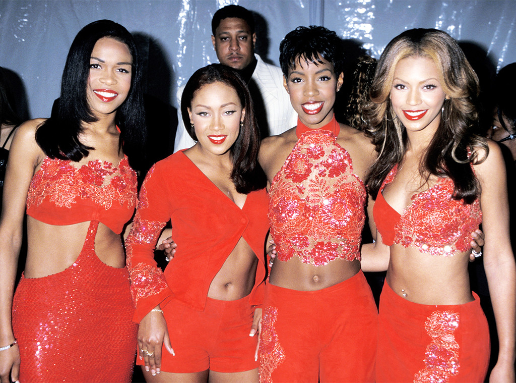 Destiny's Child, Beyonce Knowles, Michelle Williams, Kelly Rowland, Farrah Franklin