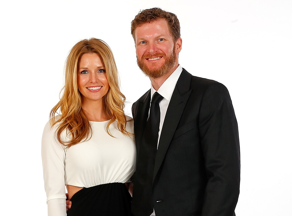 Amy Reimann, Dale Earnhardt Jr., Expecting Baby Girl