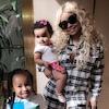 Blac Chyna, Dream Kardashian, King Cairo