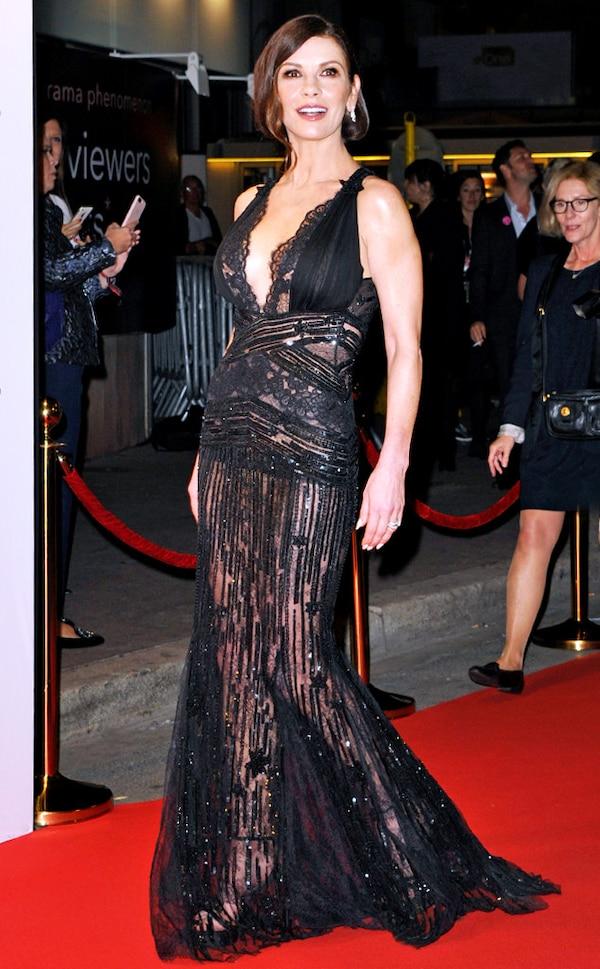 Catherine Zeta-Jones from The Big Picture: Today