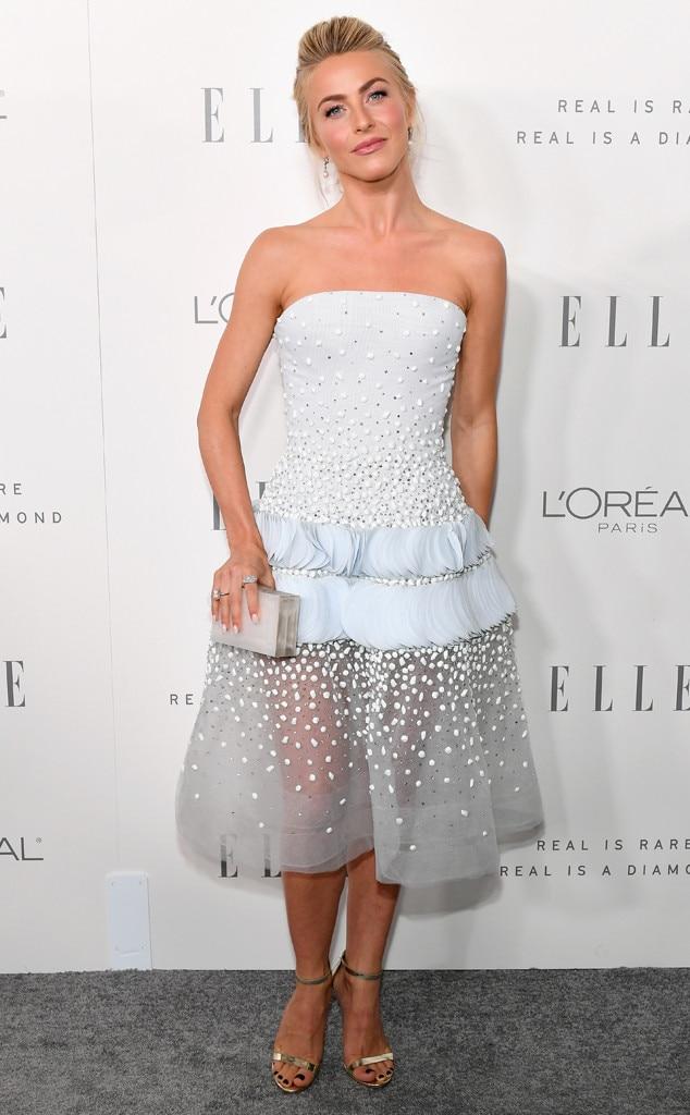 Julianne Hough, ELLE's 24th Annual Women in Hollywood