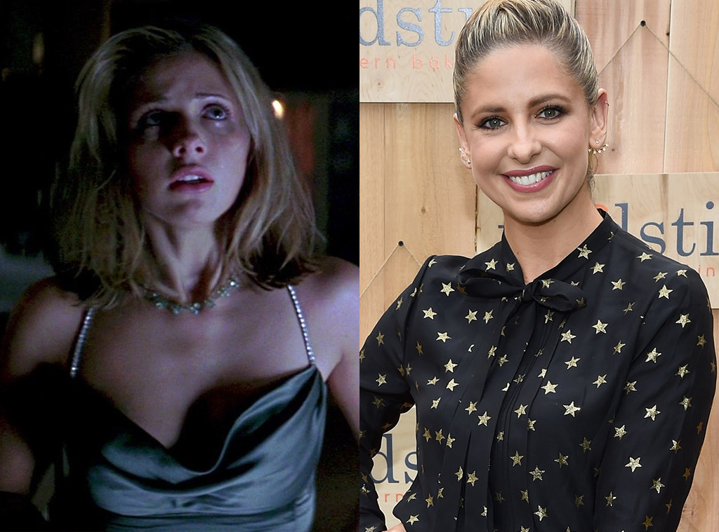 Sarah Michelle Gellar, I Know What You Did Last Summer, 20th Anniversary