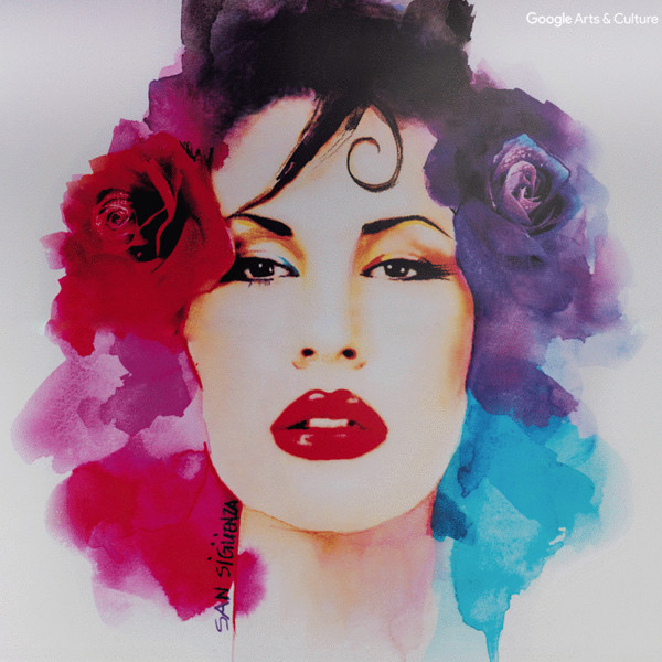 Selena Quintanilla S Google Doodle Is The Best Thing You Ll See All Day E Online