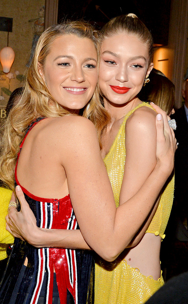 Who Knew Gigi Hadid & Blake Lively Were BFFs? Inside Their ...