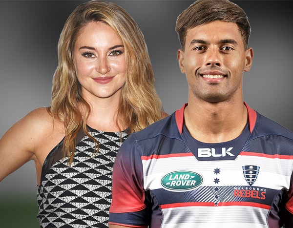 Is Shailene Woodley Dating Rugby Player Ben Volavola?   E ...