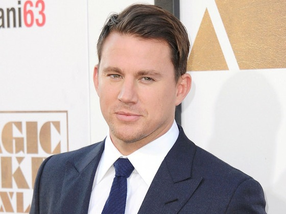 Channing Tatum's Surprising New Hairstyle Is Giving Us Major Eminem Vibes