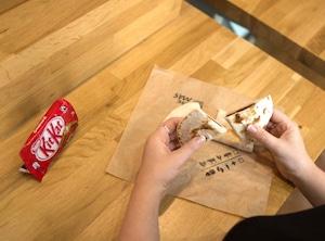 Taco Bell, Kit-Kat Quesadilla