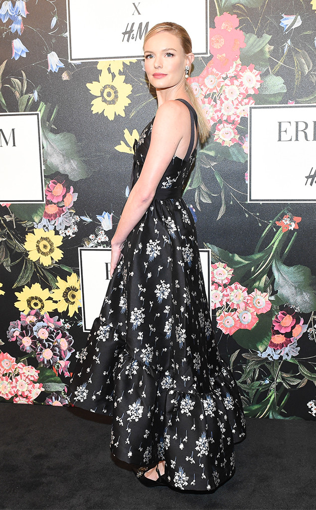 ESC: Kate Bosworth, H&M x Erdem