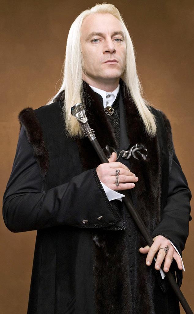 Jason Isaacs, Harry Potter