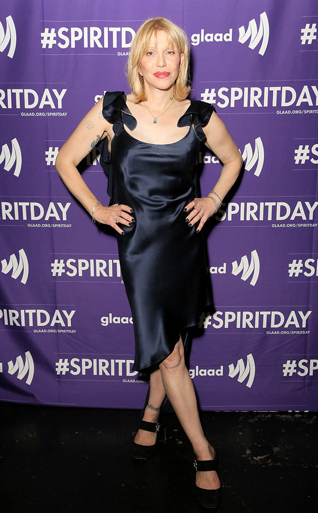 Courtney Love, Believer Spirit Day