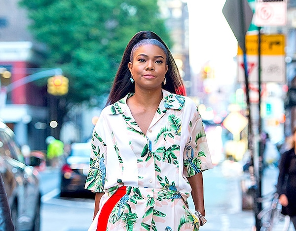 New York State of Mind from Gabrielle Union\'s Street Style | E! News