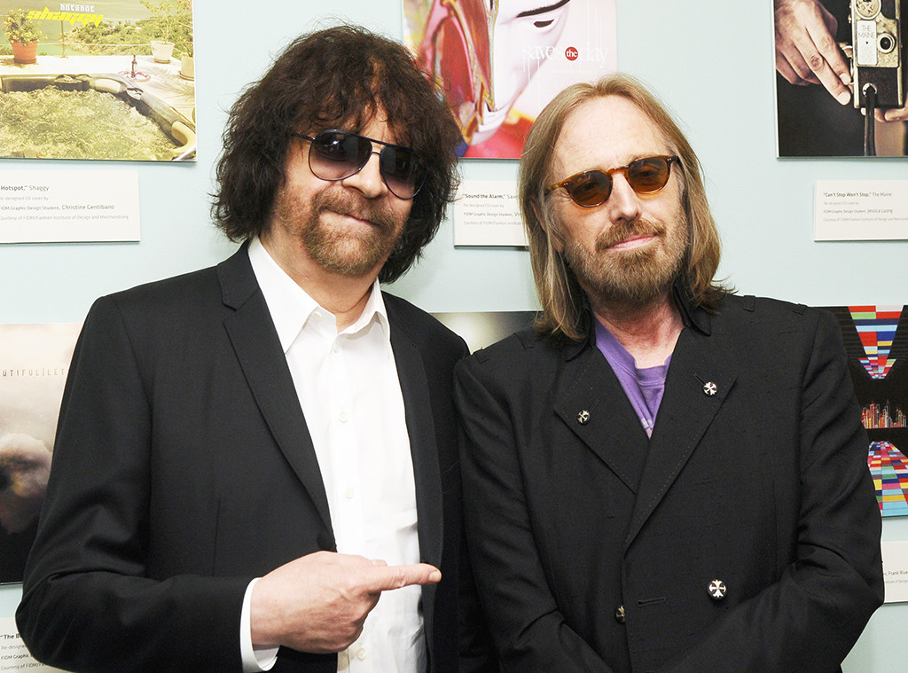 Tom Petty, Jeff Lynne